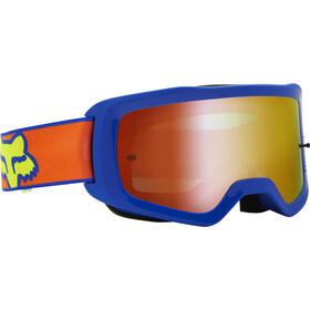 Fox Main Oktiv Spark Goggles Herren blue